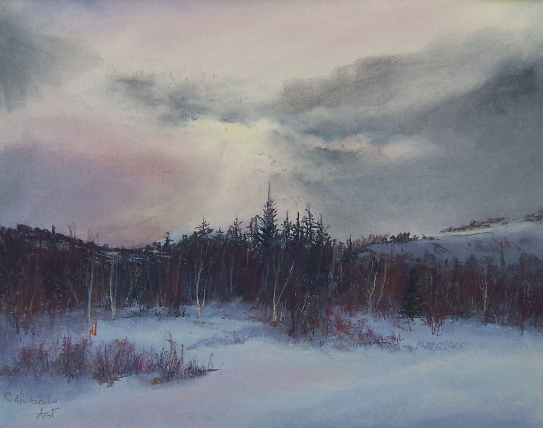 north-of-the-french-river-ontario-10-x-13-sold-giclee-reproductions-available