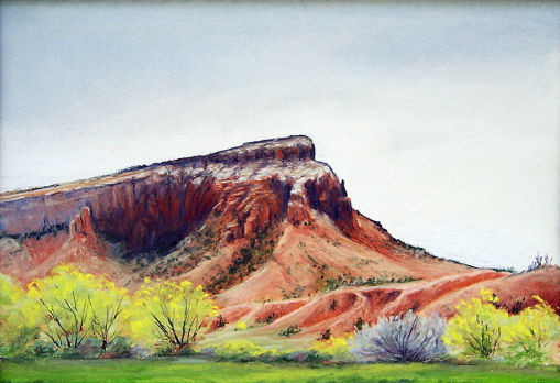 Mesas at Ghost Ranch