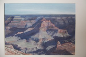 isis-temple-grand-canyon-12-x-16-sold-giclee-reproductions-available